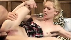 Young college whore wants to ride every single man she meets